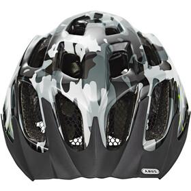 ABUS MountX Kask rowerowy Dzieci, grey camouflage